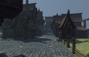 medieval-town