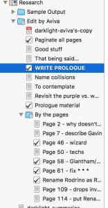 scrivener-research